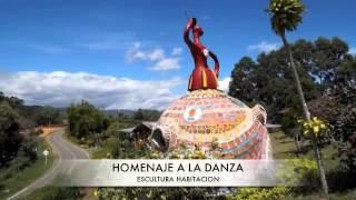 Esculturas Fundacion Madre Tierra