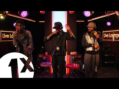 CHIP FT. WRETCH 32 & KANO | FEELING MYSELF | IN THE 1XTRA LIVE LOUNGE @OfficialChip