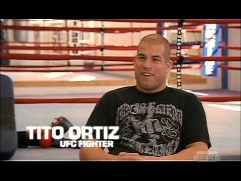 UFC Bad Blood Dana White vs Tito Ortiz
