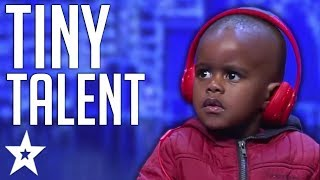 TODDLERS Got Talent | AMAZING KID Auditions From Around The World