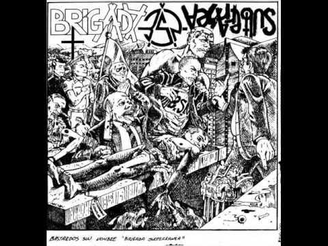 Bastardos Sin Nombre - Brigada Subterranea (EP 1992)