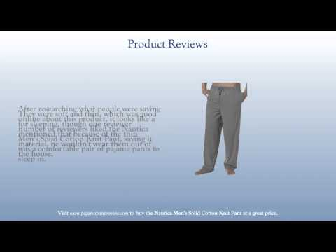 Lightweight Mens Lounge Pants - A Review