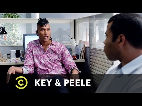 central - A proudly gay man gets offended when a coworker raises some complaints with his behavior around the office. SEASON FINALE Wednesday 10:30/9:30c on Comedy Cen...