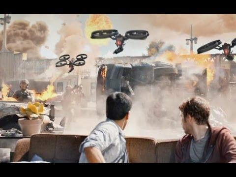 Call of Duty: Black Ops 2 — Реальная война с реальным телеком!