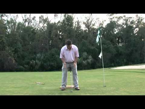 Golf Lessons – how not to lose control of the putter