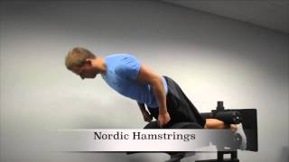 Exercise Index: Nordic Hamstrings