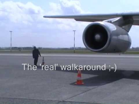 DC8 - Walkaraound. They let me take a look here and there. Enjoy the views :p.