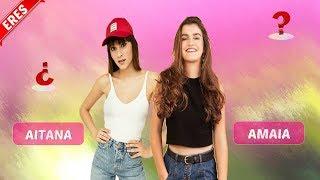 Video ¿Eres Aitana o Amaia? OT  ¡Test personalidad! ¡ADELANTE FANS! MP3, 3GP, MP4, WEBM, AVI, FLV Agustus 2018