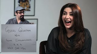 Video Good Question with VO Man feat.  Ayesha Khan | Episode 1 MP3, 3GP, MP4, WEBM, AVI, FLV Mei 2018