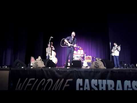 The CashBags covern Johnny Cash - Konzert-Zugabe - Hittfeld 2017