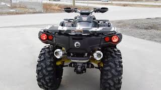 8. 2018 Can-Am Outlander XXC with full RWJC Exhaust
