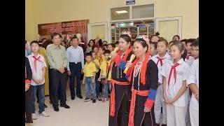 Trưng bày Nét đẹp văn hóa người Dao Thanh Y xã Thượng Yên Công
