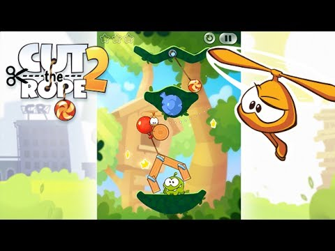 Cut the Rope 2 Official Android Game Trailer
