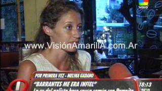 Video Melina Gadano ex de Martin Barrantes coincide con Pampita MP3, 3GP, MP4, WEBM, AVI, FLV November 2017