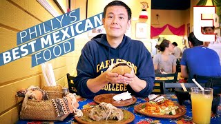 Giant Shrimp Tacos and Mole Tortas at Philly's Best Taco Joint — Dining on a Dime by Eater