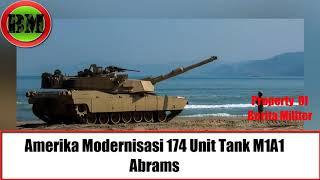 Video Berita Militer, Amerika Modernisasi 174 Unit Tank M1A1 Abrams MP3, 3GP, MP4, WEBM, AVI, FLV Mei 2019