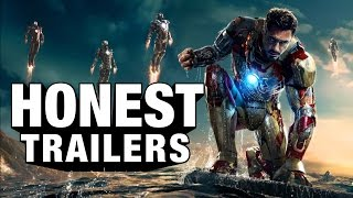 Honest Trailers - Iron Man 3