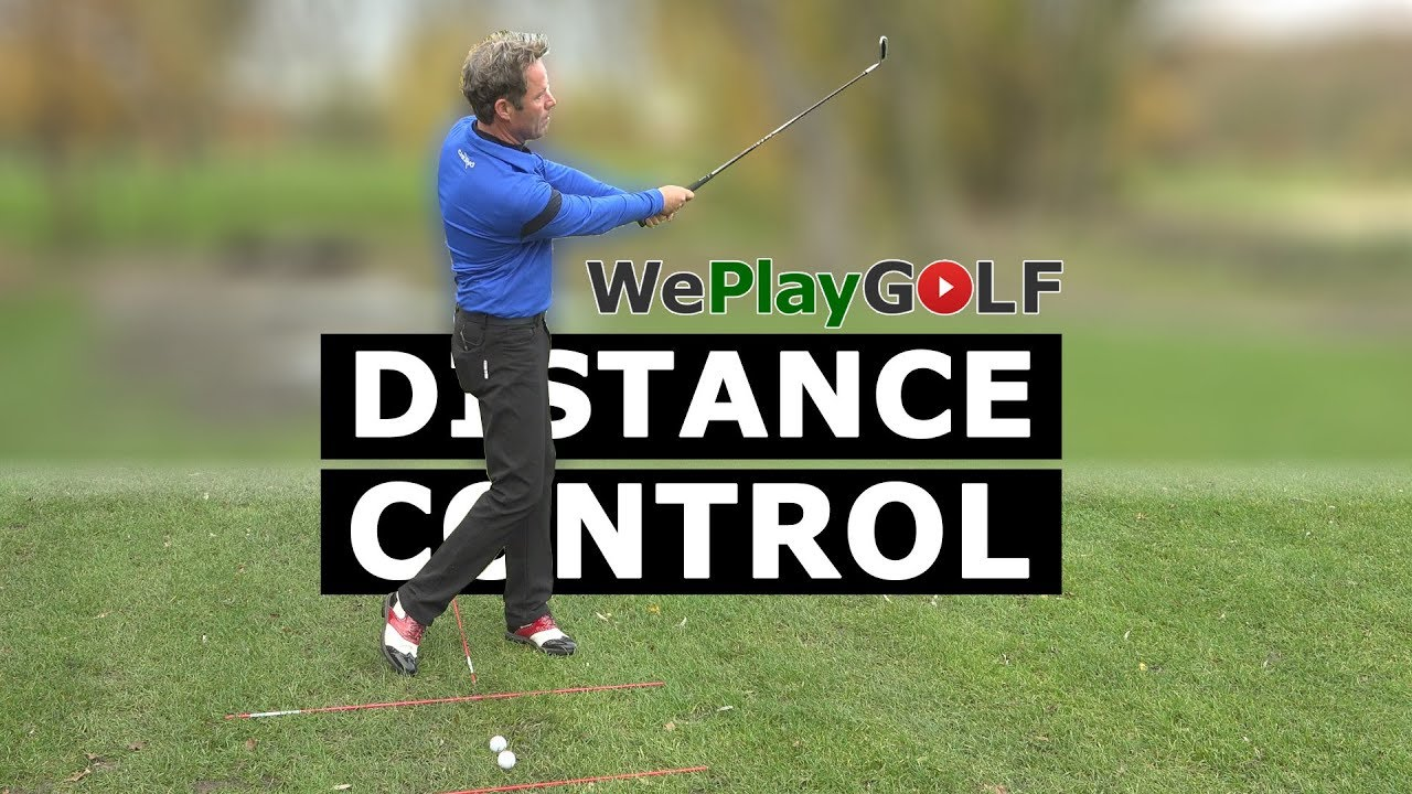 HOW TO PRACTICE DISTANCE CONTROL WITH YOUR IRONS