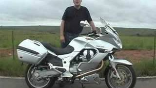 1. Road Test: Moto Guzzi Norge