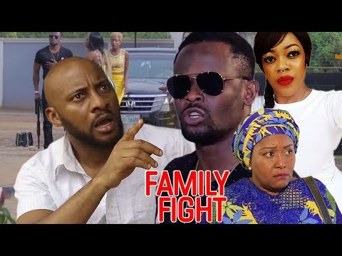 Family Fight 3&4 - Yul Edochie Latest Nigerian Nollywood Movie/African Movie/Family Movie Full HD