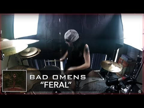 Bad Omens - Feral - Drum Cover