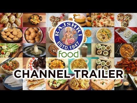 Rajshri Food – Channel Trailer