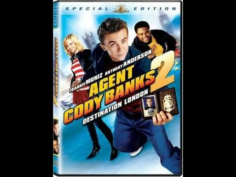 Opening To Agent Cody Banks 2:Destination London 2004 DVD