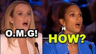 Video Top 7 *UNEXPECTED EVER ACTS* BRITAIN'S GOT TALENT AUDITIONS! MP3, 3GP, MP4, WEBM, AVI, FLV Agustus 2018