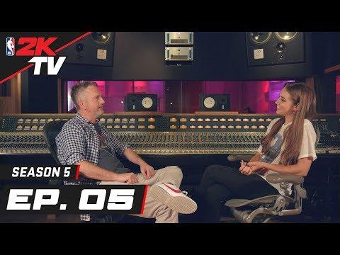 Bill Simmons NBA 2K19 Special Guest Commentator - NBA 2KTV S5. Ep. 5