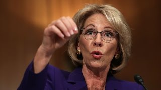 BETSY DEVOS: Guns in school protect against grizzly bears full download video download mp3 download music download