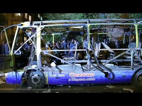 Αρμενία: Φονική έκρηξη σε λεωφορείο