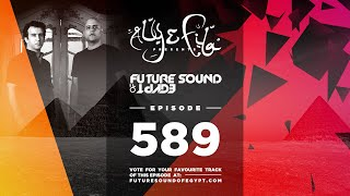 Future Sound of Egypt 589 with Aly & Fila (Live from Rosario, Argentina)