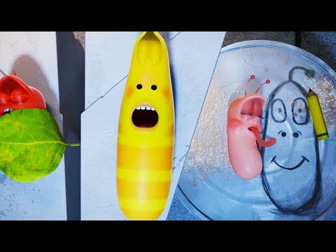 LARVA - FLYING AWAY | Cartoon Movie | Cartoons For Children | Larva Cartoon | LARVA Official - Thời lượng: 29:41.