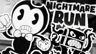 *NEW* BENDY MOBILE GAME! (Bendy in Nightmare Run)