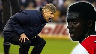 AMAZING Kolo Toure story! His Mad Arsenal Trial
