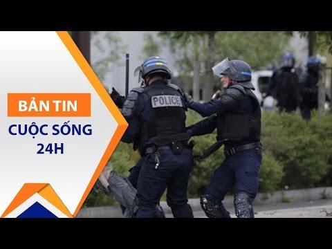 Đấu súng ngay trước thềm bầu cử Pháp | VTC1 - Thời lượng: 58 giây.