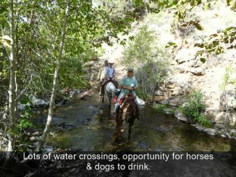 Horse camping Eastern Oregon