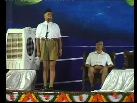RSS Sarsanghchalak What is Hindutva Just watch this!!