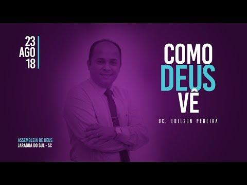 Noite da Vitória - 23/08/2018 - Dc. Edilson Pereir
