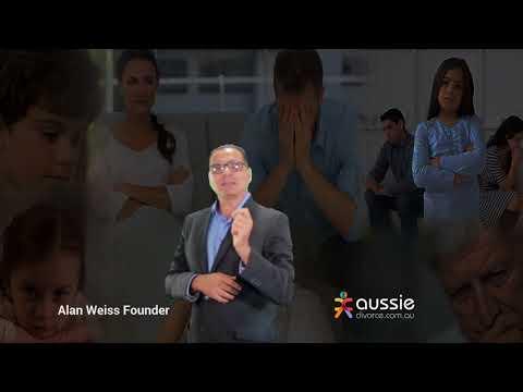 Shared parental with Alan Weiss Aussie Divorce