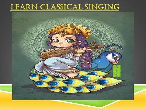 Carnatic Music Lesson - 126
