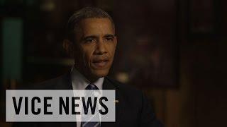 オバマ大統領 VICE独占インタビューオバマ大統領 VICE独占インタビュー 外交からマリファナ合法化、地球温暖化、米政治の停滞について