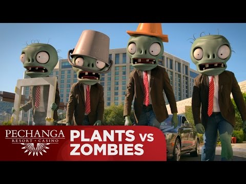 plantas contra zombies - You've played the PopCap® game a million times. Now check out Plants vs Zombies™ as NEVER SEEN BEFORE. It's