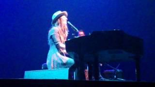 Sara Bareilles - Little Black Dress (live in Singapore) 1 October 2014