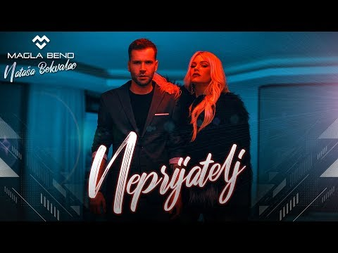 Neprijatelj – Nataša Bekvalac i Magla Bend – nova pesma, tekst pesme i tv spot