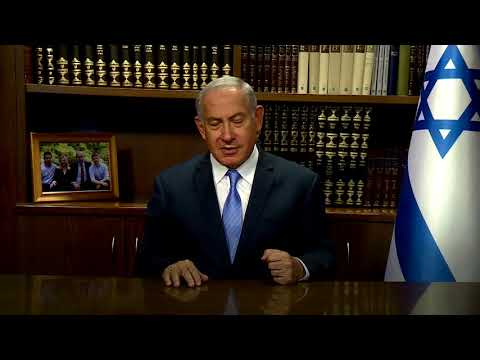 PM Netanyahu: The Iranian People Are Brilliant