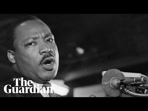 Martin Luther King's final speech: 'I've been to the mountaintop' (видео)