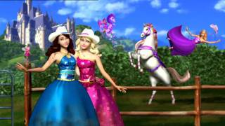 Barbie A Princess Charm School Bloopers Finnish