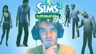 BROFAMILY HAS GATHERED! - Sims 3: Supernatural (Expansion Pack) - Lets Play - Part 3