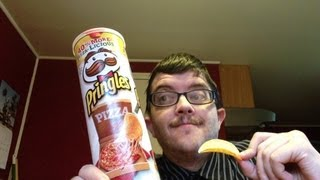 Review: Pringles Pizza Chips